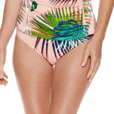 Liz Claiborne Tankini Swimsuit Top