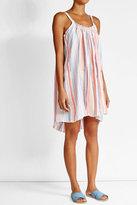 Lemlem Striped Cotton Dress