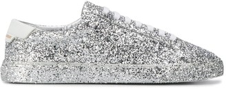 Saint Laurent Andy low-top sneakers