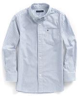 Tommy Hilfiger Bb Ls Felix Stripe Woven Shirt