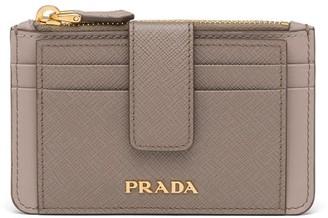 Prada Zipped Cardholder