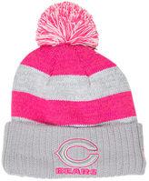 New Era Women's Chicago Bears NFL 2016 Breast Cancer Awareness Sport Knit Hat