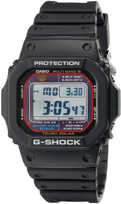 Casio Men's G-SHOCK Quartz Watch with Resin Strap