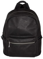 Urban Originals 'Lola' Perforated Backpack - Black