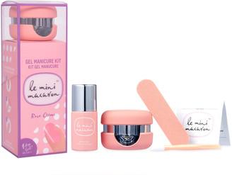 Le Mini Macaron Gel Manicure Kit - Rose Creme