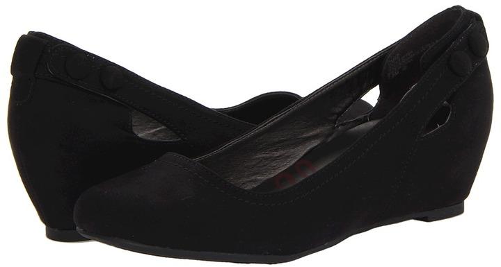 Jellypop Quiz (Black) - Footwear