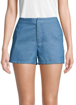 Lucca Couture Cotton Blend Shorts