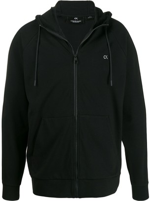 Calvin Klein Hooded Track Jacket