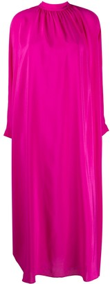 Gianluca Capannolo Shift Drape Dress