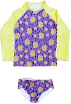 Maylana Swimwear Rasha Pineapple Bikini