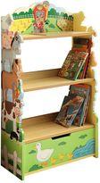 Teamson kids Fantasy Fields Happy Farm Animals Bookshelf by Teamson Kids