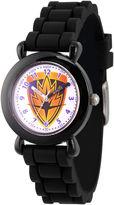 Marvel Guardian Of The Galaxy Boys Black Strap Watch-Wma000145