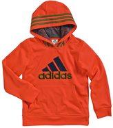 adidas Boys 4-7x Fleece Hoodie