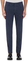 Pt01 Men's Wool Slim-Fit Trousers