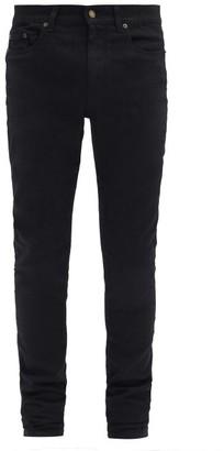 Saint Laurent Skinny-leg Jeans - Black Silver