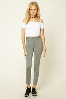 Forever 21 Skinny Knit Pants