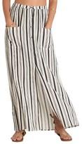 Billabong Women's Honey Stripe Maxi Skirt