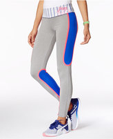 Material Girl Active Pro Juniors' Colorblocked Graphic Leggings