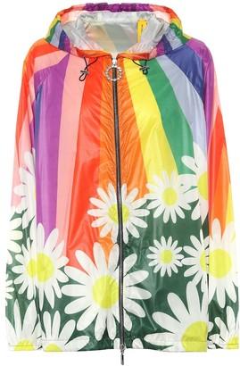 MONCLER GENIUS 8 MONCLER RICHARD QUINN striped jacket
