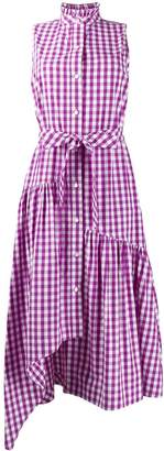 Derek Lam 10 Crosby Nerioa gingham dress
