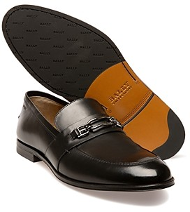 Bally Men's Wesper Leather Loafers