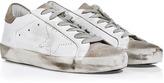 Golden Goose White Skate Super Star Sneakers