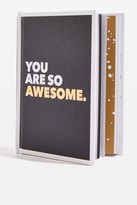 Topshop 'You Are So Awesome' Book