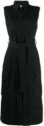 AMI Paris Patch Pocket Jumpsuit