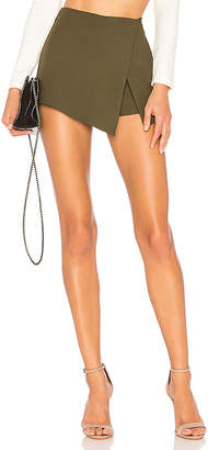 superdown Alyssa Wrap Skort