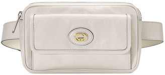 Gucci GG logo belt bag