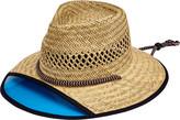 San Diego Hat Company Lifeguard Safari Hat with Plastic Visor RSM585 (Men's)