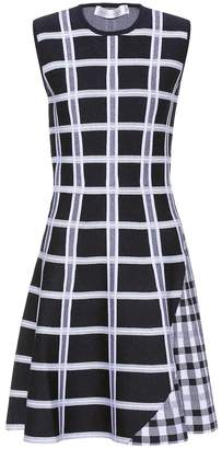 Victoria Beckham Knitted wool-blend dress