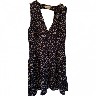 Jack Wills Multicolour Cotton Dress for Women
