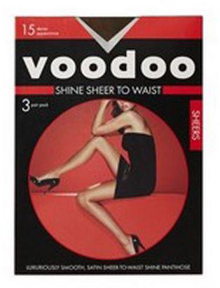 Voodoo Shine STW 3 Pack H30491 Nude