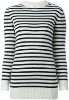 MM6 MAISON MARGIELA striped jumper