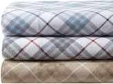 True North by Sleep Philosophy Inverness Angle Flannel Sheet Set