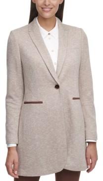Tommy Hilfiger Long Knit Jacket