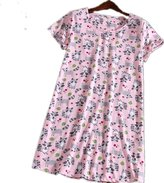 Amoy-Baby Women's Cotton Floral Nightgown Casual Nights 2XL XTSY001