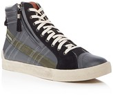 Diesel D-Velows D-String Plus High Top Sneakers