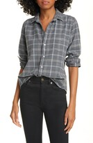 Frank And Eileen Long Sleeve Flannel Button-Up Shirt