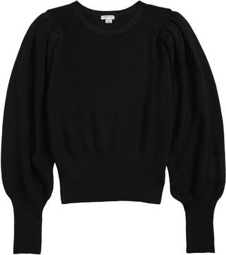 HABITUAL KIDS Kids' Puff Sleeve Sweater