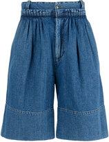J.W.Anderson baggy denim shorts - men - Cotton - 44