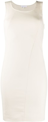 Patrizia Pepe Fitted Mini Dress