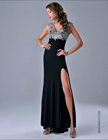 Nina Canacci - 1094 Dress in Black