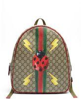 Gucci Girl's GG Ladybug Backpack