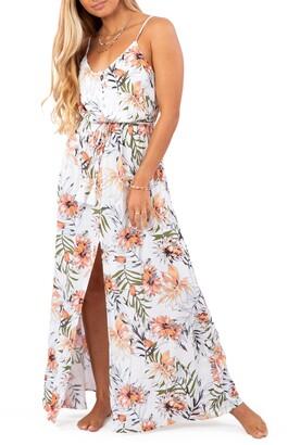 Rip Curl Playa Blanca Maxi Dress