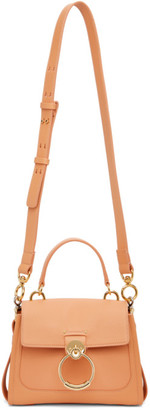 Chloé Pink Mini Tess Day Bag