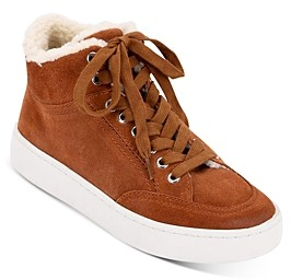 Dolce Vita Women's Trudie High-Top Platform Sneakers