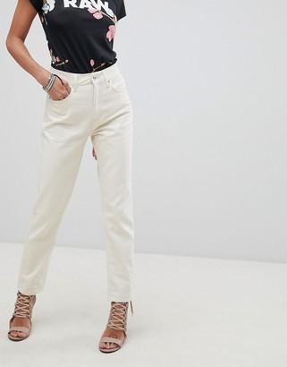 G Star G-Star 3301 Ultra High Waist Straight Ankle Jean