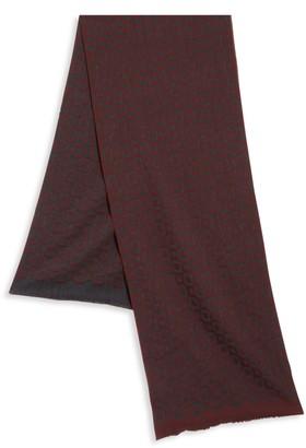 Saks Fifth Avenue Printed Wool Blend Scarf